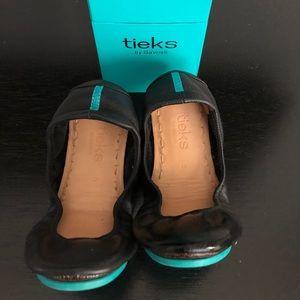 Tieks Ballerina Flats (only worn once)